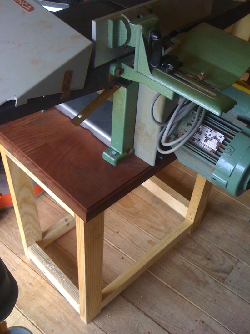 Modification du système d'entrainement du bois sur rabot/dégau - Page 2 Img_0010