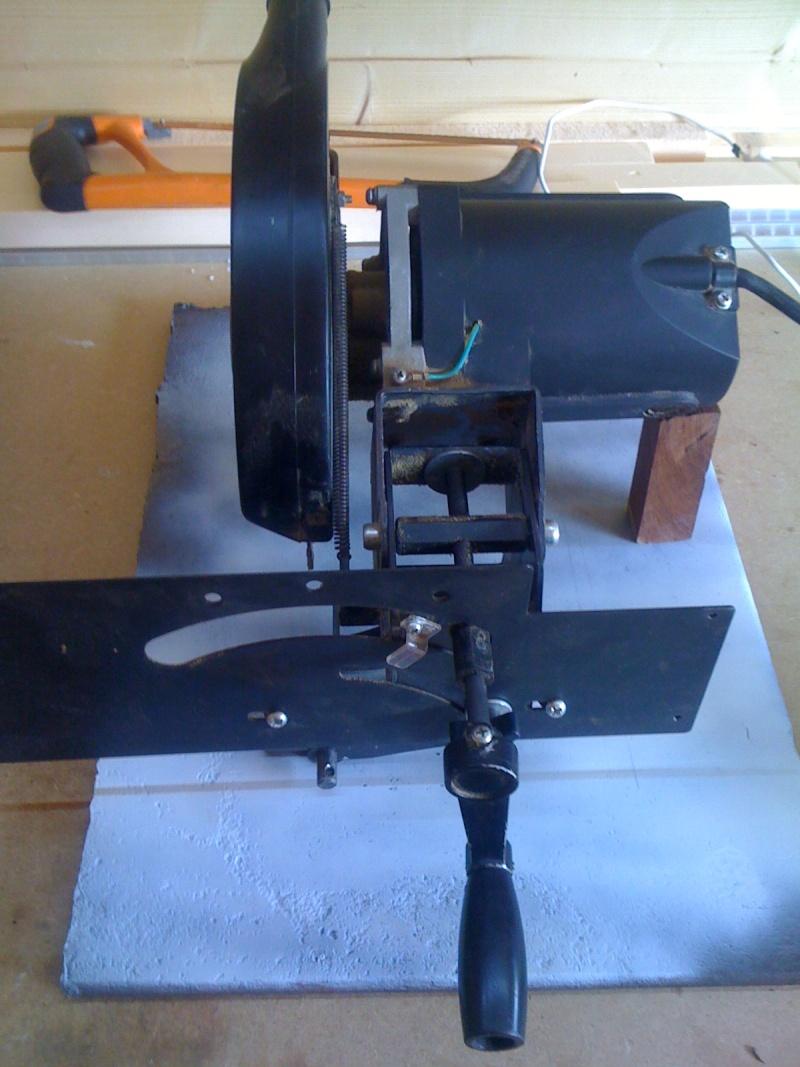 scie sur table basique pour faire une grande scie sur table - Page 2 Img_0020