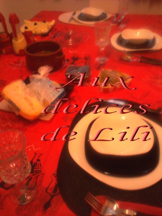 Nos tables du f'tour * Les dîners ramadanèsques* - Page 9 Photo-24