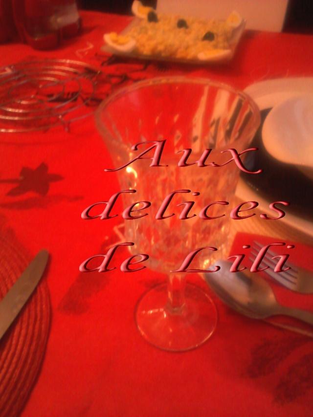 Nos tables du f'tour * Les dîners ramadanèsques* - Page 9 Photo-26