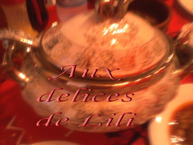 Nos tables du f'tour * Les dîners ramadanèsques* - Page 9 Photo-35