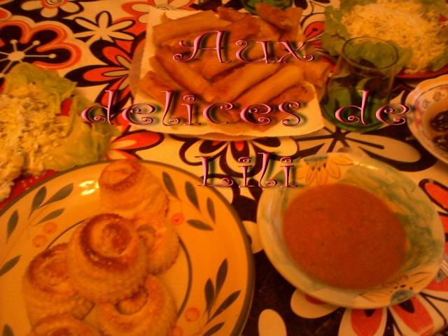 Nos tables du f'tour * Les dîners ramadanèsques* - Page 11 Photo-57