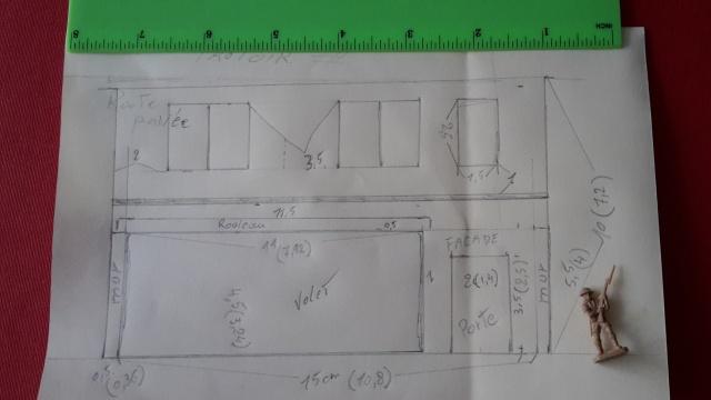 EN PANNE : Sherman M4-A1 [ ESCI ] + Jeep 1/4 t [ ITALERI ] + GMC 2,5 ton (Academy) Figurines [AIRFIX] (Diorama 1/72° FINI) 20160620