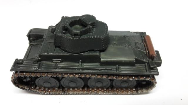 Panzer Pz.-38T   ---1/72----Pegasus    FINI 20160715