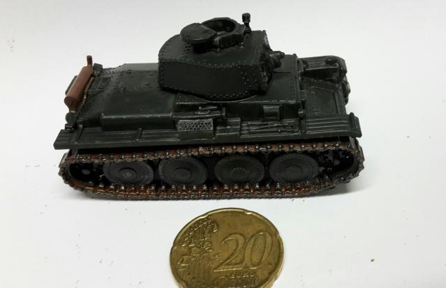 Panzer Pz.-38T   ---1/72----Pegasus    FINI 20160716