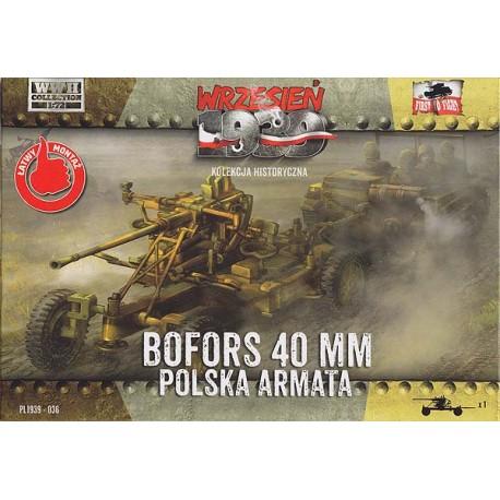 Canon Bofors de 40 mm. (Wrzesien) --1/72  Bofors11