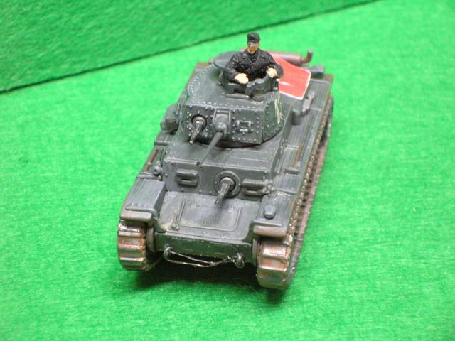 Panzer Pz.-38T   ---1/72----Pegasus    FINI Dscn4030
