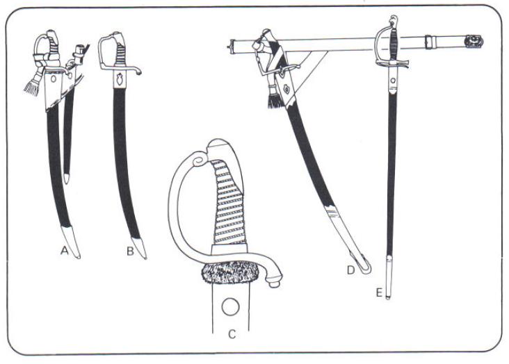 mes sabres-briquets de la vieille garde  Cravat10