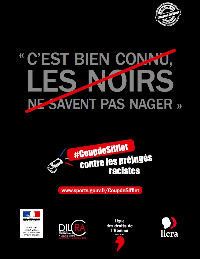 """#CoupDeSifflet contre le racisme"""": carton rouge pour la campagne! Coup_d10"""