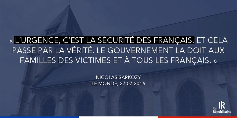 Non, l'islam n'a pas sa place en France.  Islam_13