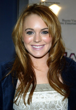 Lindsay Lohan Freaky11