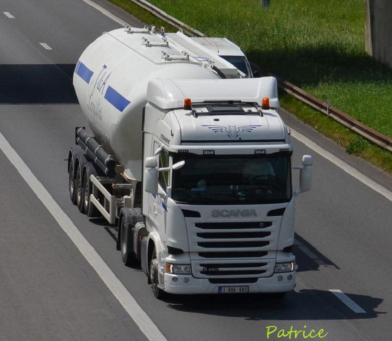T&A  Logistics  (Lennik) 12110