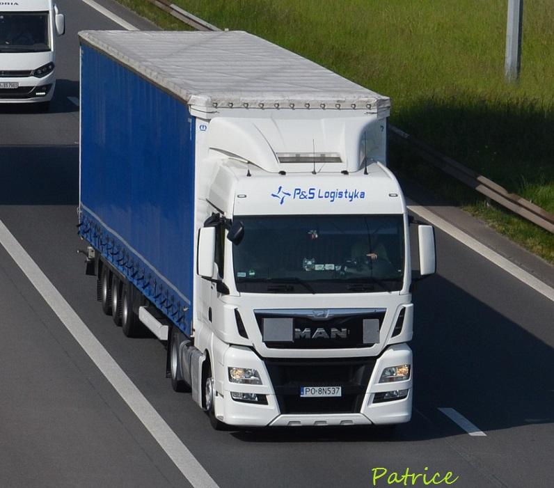 P & S Logistyka  (Poznan) 12310
