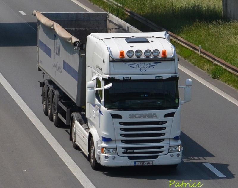 T&A  Logistics  (Lennik) 12411