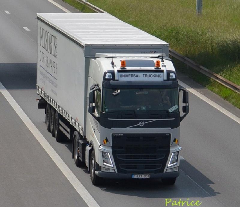 Universal Trucking (Oudenaarde) 19811
