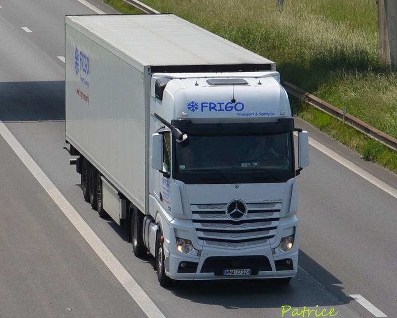 Frigo Transport & Spedycja  (Makow Mazowiecki) 29110