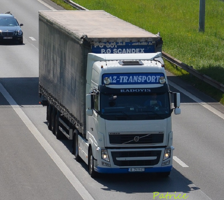 AZ  Transport  (Radovis , Macedoine) 34910