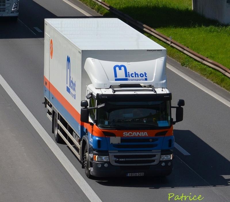 Michot Transports  (Sint Pieters - Leeuw) 6612
