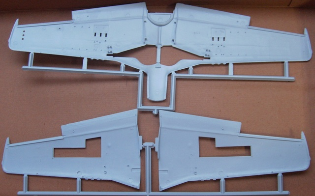 North American Mustang Mk.IVA (P51-K) / Airfix, 1:24 Pict5121