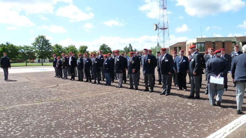Reportage 60ème anniversaire de la création du 9°R.C.P. à Pamiers P1070918