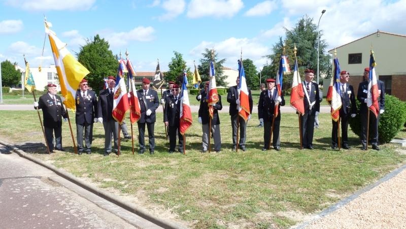 Reportage 60ème anniversaire de la création du 9°R.C.P. à Pamiers P1070921