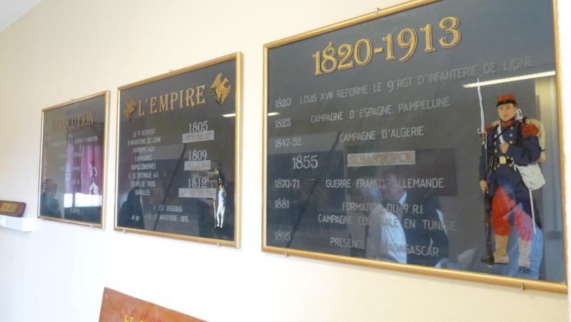 Reportage 60ème anniversaire de la création du 9°R.C.P. à Pamiers P1080015