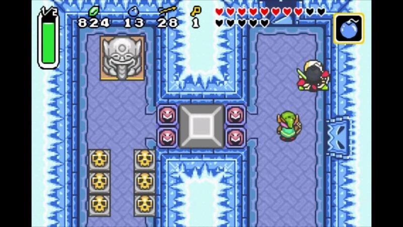 Vos jeux et niveaux où il fait froid préférés - Page 2 A10