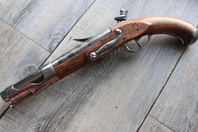 PISTOLET MODELE 1763 et Histoire plutot sympa.... Img_8515