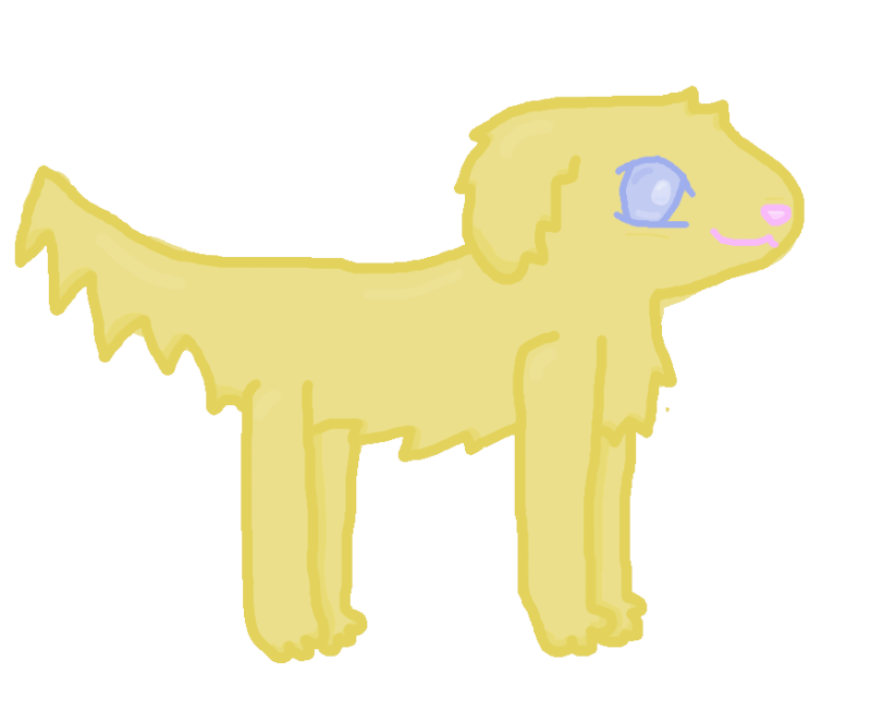 Dessins de Petite Ombre Dog_by11