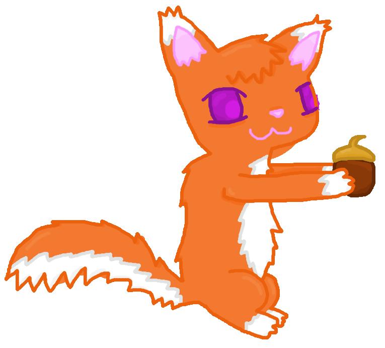 Dessins de Petite Ombre Squirr10