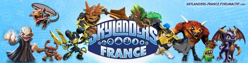 Skylanders France