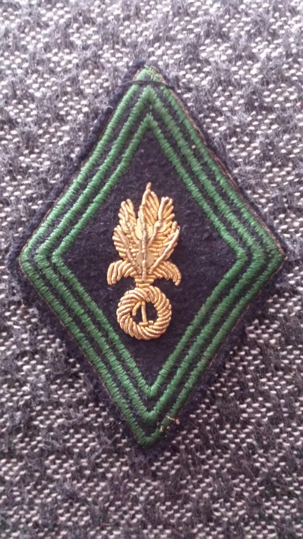 tissu Légion Etrangère 20190811