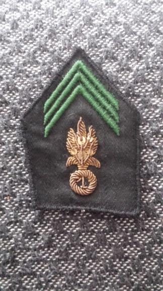 tissu Légion Etrangère 20190812