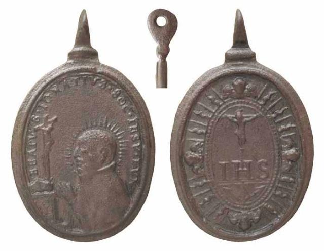 Recopilacion 180 medallas de San Ignacio de Loyola 1609-111