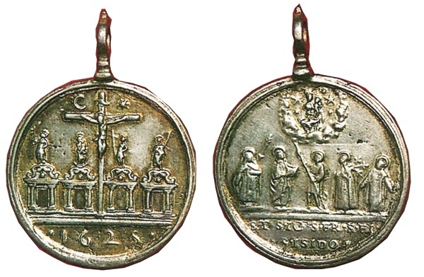 Recopilacion 180 medallas de San Ignacio de Loyola 1625_j10