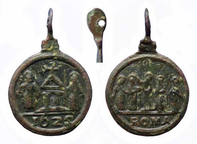 Recopilacion 180 medallas de San Ignacio de Loyola 1625_j11