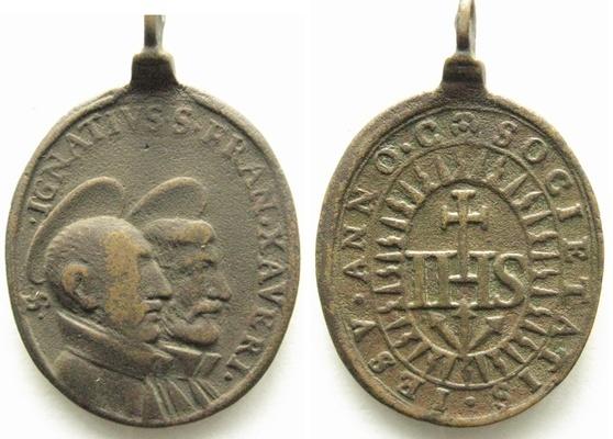 Recopilacion 180 medallas de San Ignacio de Loyola 1640_i10