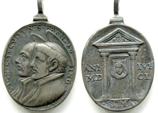 Recopilacion 180 medallas de San Ignacio de Loyola 1650_j10