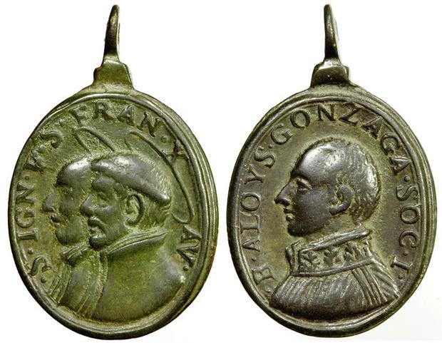Recopilacion 180 medallas de San Ignacio de Loyola 17_lui10