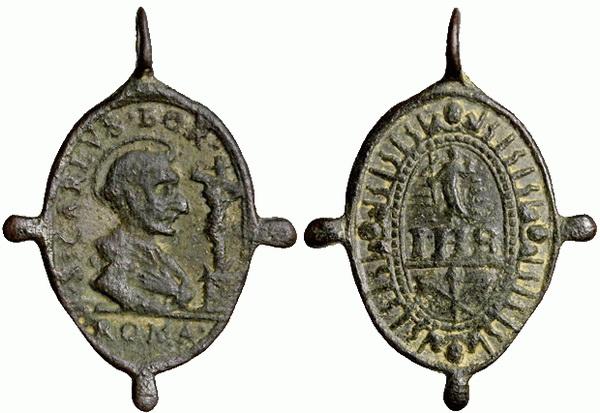 Las  MEDALLAS de San CARLOS BORROMEO. SIGLOS XVI- XVII- XVIII. Apuntes iconográficos. 1_juli10