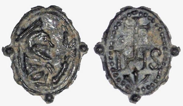 Las  MEDALLAS de San CARLOS BORROMEO. SIGLOS XVI- XVII- XVIII. Apuntes iconográficos. 2_rgud10