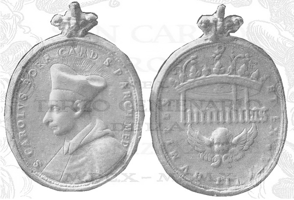 Las  MEDALLAS de San CARLOS BORROMEO. SIGLOS XVI- XVII- XVIII. Apuntes iconográficos. 367_fi10