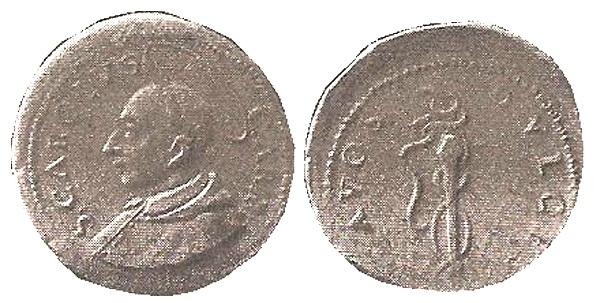 Las  MEDALLAS de San CARLOS BORROMEO. SIGLOS XVI- XVII- XVIII. Apuntes iconográficos. 442_re10