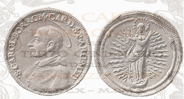 borromeo - Las  MEDALLAS de San CARLOS BORROMEO. SIGLOS XVI- XVII- XVIII. Apuntes iconográficos. 501111