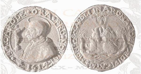 Las  MEDALLAS de San CARLOS BORROMEO. SIGLOS XVI- XVII- XVIII. Apuntes iconográficos. 630_re10