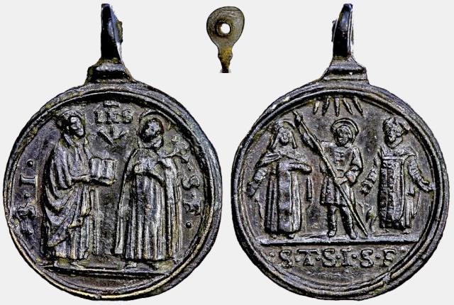 Recopilacion 180 medallas de San Ignacio de Loyola A038_d11