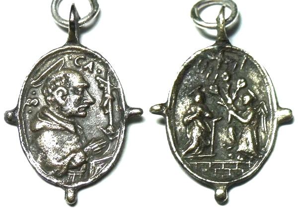 Las  MEDALLAS de San CARLOS BORROMEO. SIGLOS XVI- XVII- XVIII. Apuntes iconográficos. Archiv11