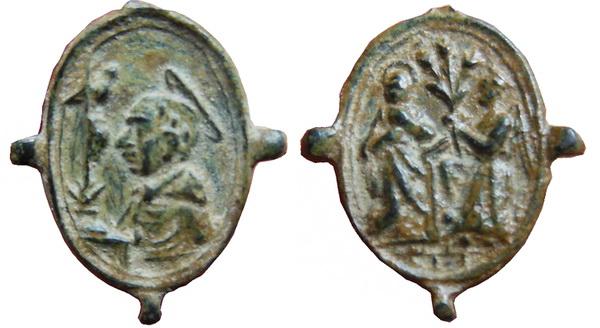 borromeo - Las  MEDALLAS de San CARLOS BORROMEO. SIGLOS XVI- XVII- XVIII. Apuntes iconográficos. Archiv12