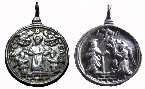 Las  MEDALLAS de San CARLOS BORROMEO. SIGLOS XVI- XVII- XVIII. Apuntes iconográficos. Archiv14