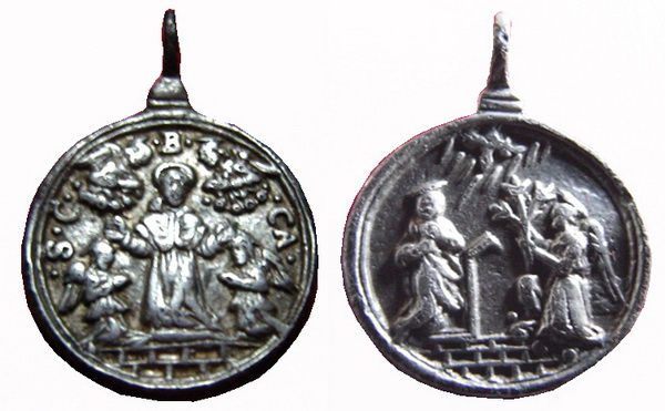 borromeo - Las  MEDALLAS de San CARLOS BORROMEO. SIGLOS XVI- XVII- XVIII. Apuntes iconográficos. Archiv14